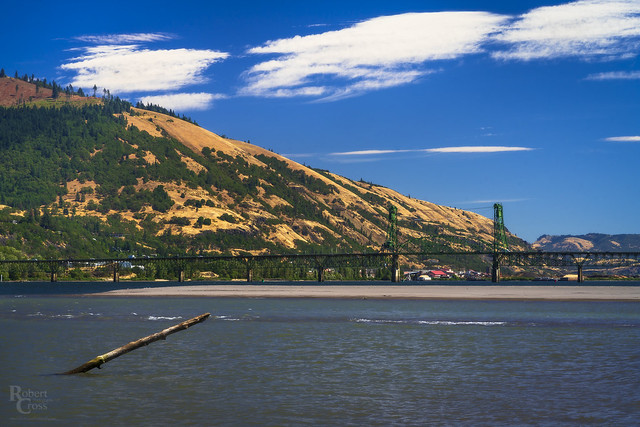 Crossing the Columbia