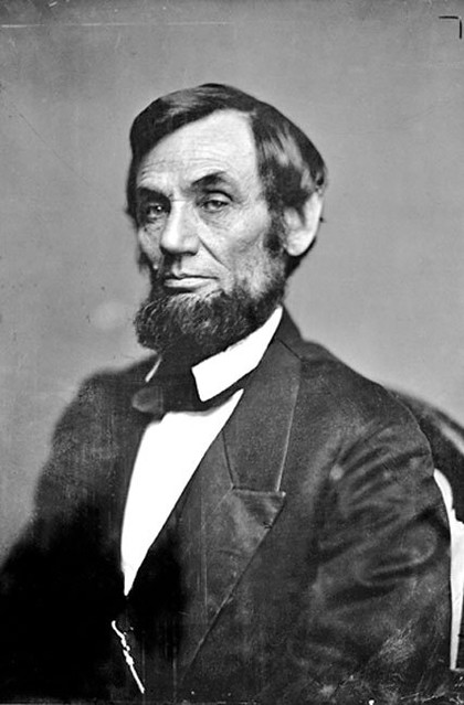President Lincoln's Professional Head-Shots --1
