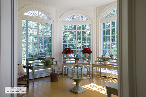 Gorgeous sunroom that no one is allowed to enter | by thewanderingeater