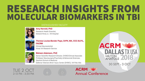 ACRM Conference Neuroplasticity session: 435987 Herrold | by ACRM-Rehabilitation
