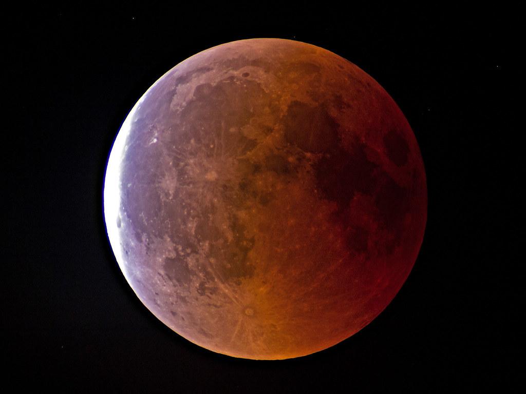 Lunar eclipse 2018-07-27   Total lunar eclipse on July 27 ...