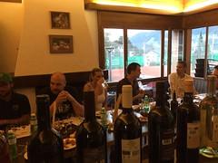 Weindegustation 21.08.2015