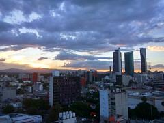 #atardecer #sunset #reforma