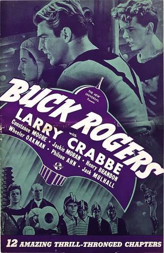 Buck Rogers Poster 1939 | by Morbius19