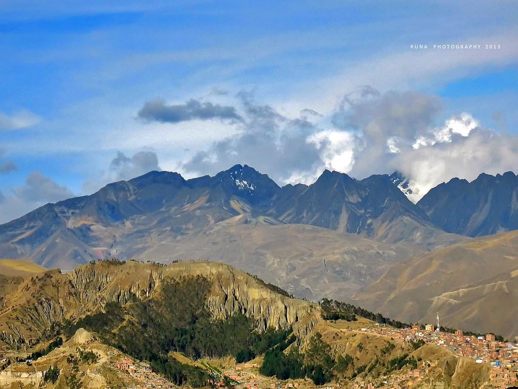 La Paz ciudad de contrastes