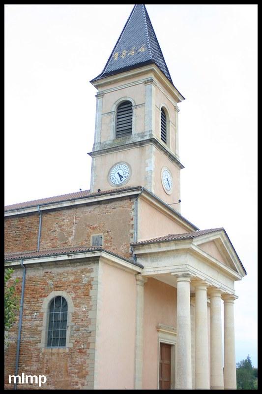 L'église Saint-Germain d'Igé