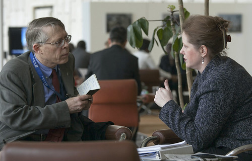 Paula Schriefer Meets with NGO Representatives | by US Mission Geneva