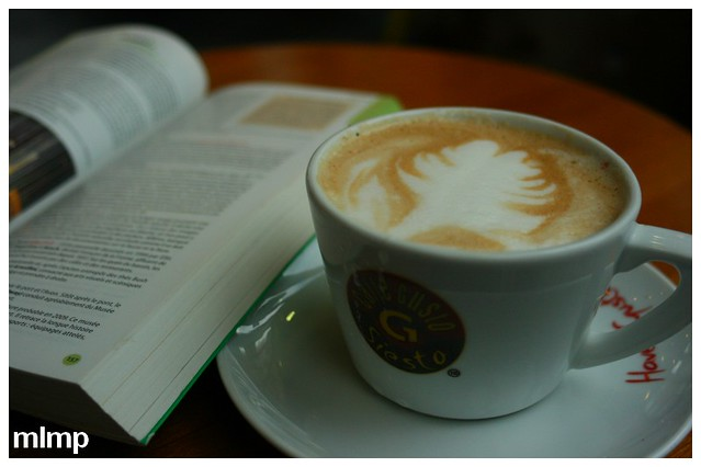 Un café bien foullu