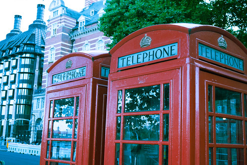 Phone cabins | by florlewis