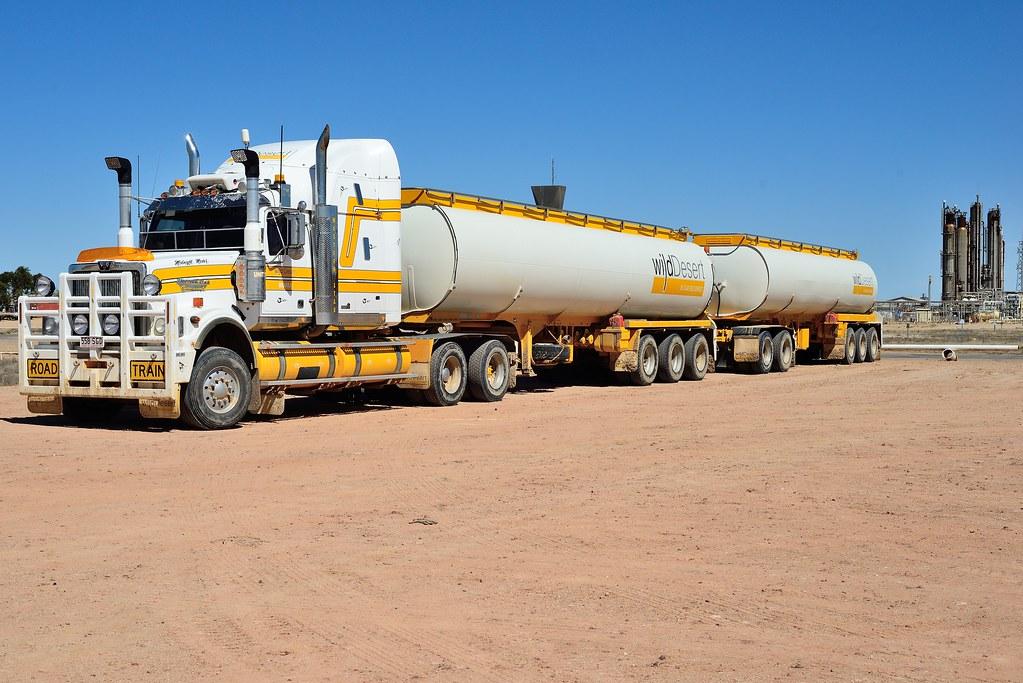 WILD DESERT oil and gas services, Moomba South Australia