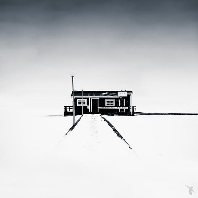 - winter house -