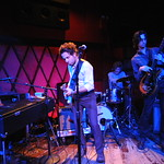 Mon, 25/03/2013 - 7:06pm - Live broadcast with Dawes on 3-25-13 from Rockwood Music Hall in New York City. Hosted by Rita Houston. Photo by Neil Swanson