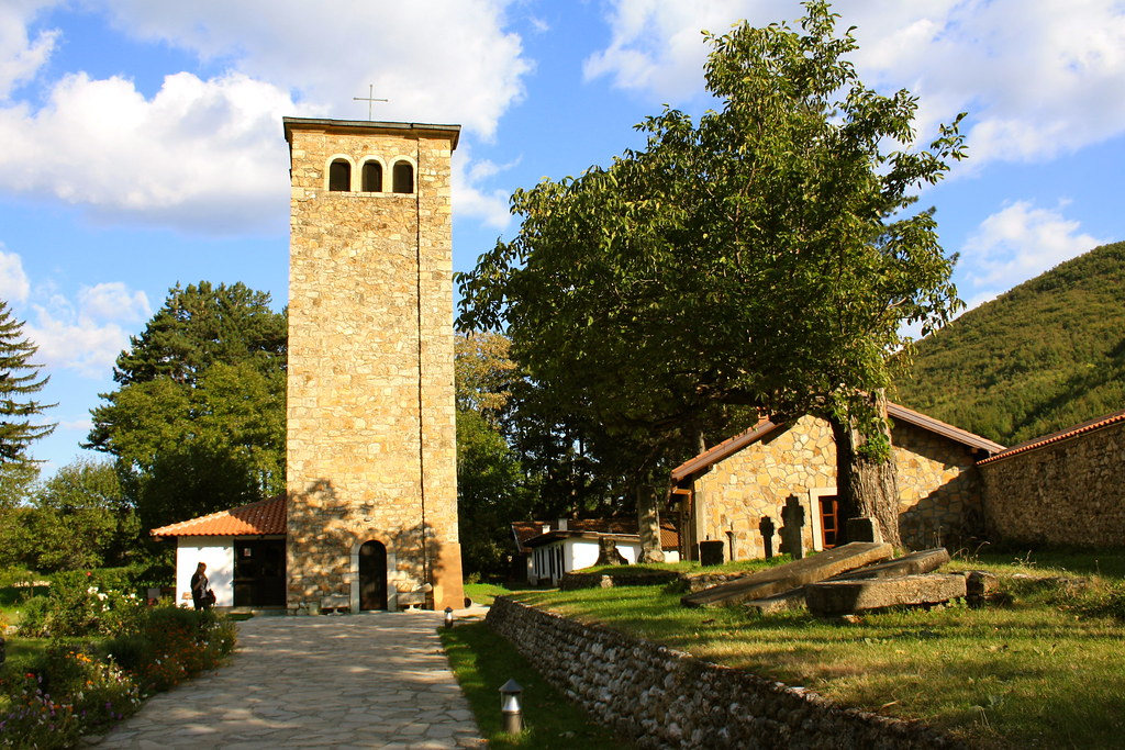 Holy and silent place in Peja/Peć