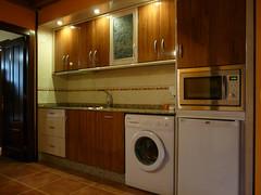 Cocina. Apartamentos Rurales Casa El Gaitero