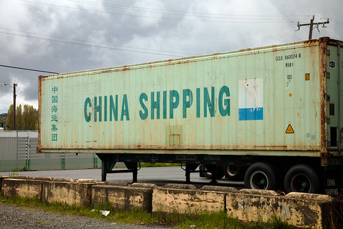 China Shipping | by Tender Young Pony of Insomnia