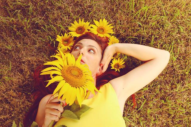 I'm a summer girl !