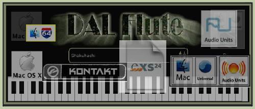 Virtual Flute for Apple Mac OS X (Audio Unit AU  component… | Flickr
