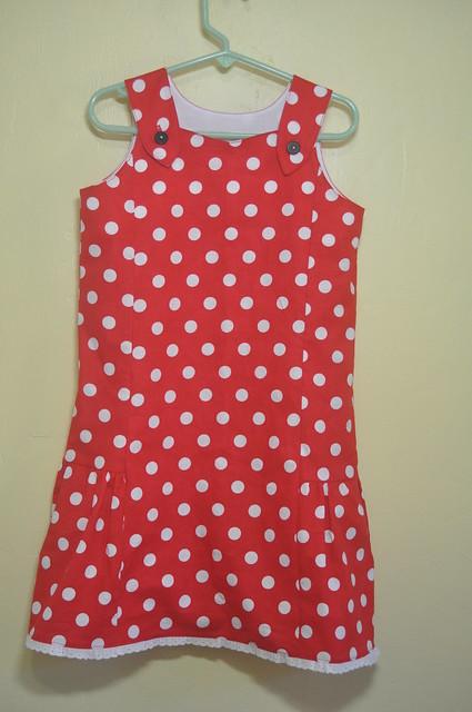Seashore Minne Dress - sz 6