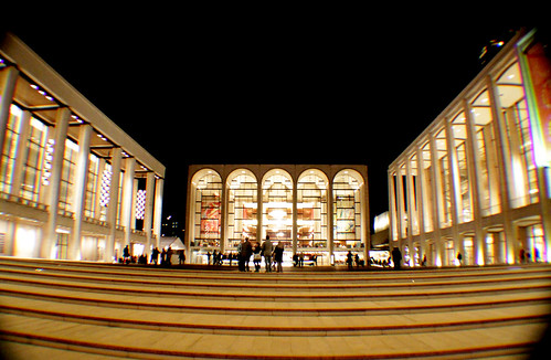 Lincoln Center | by Fabio Sola Penna