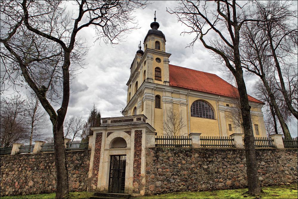 Вильнюс, Литва