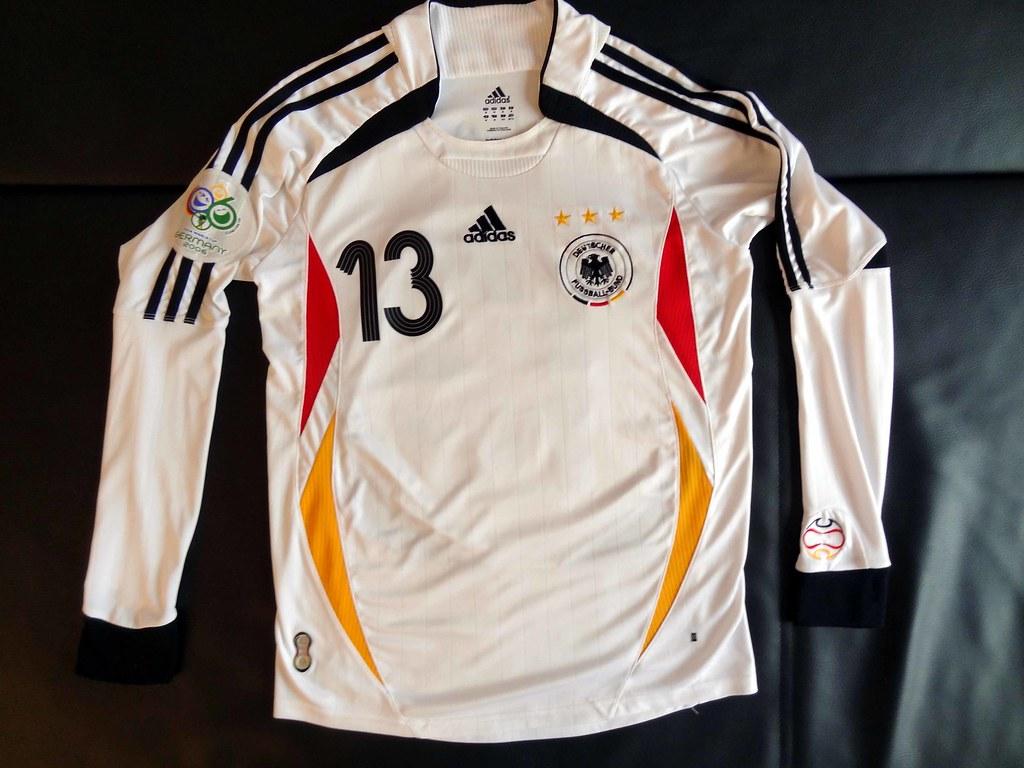 sports shoes 37065 08aff Ballack DFB Deutschland Germany WM Weltmeisterschaft WC Wo ...