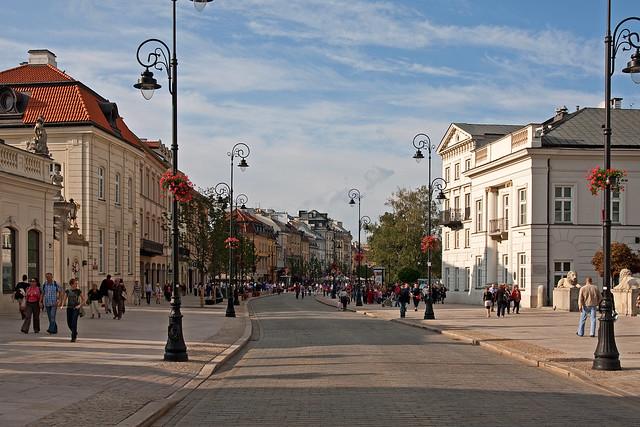 Warsaw_Old_Town 1.4, Poland