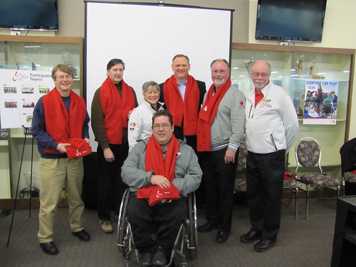 10th annual Wheelchair Curling Championship | by davidmcguinty