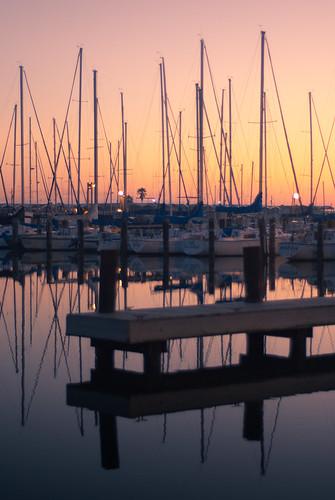 morning sunset sunrise scott boats photography dawn harbor pier boat louisiana dusk neworleans clear nola mohrman followyournola