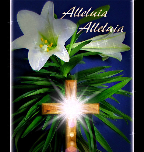 Happy and Blessed Easter | by Trish Hamme