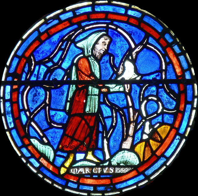 Chartres - March