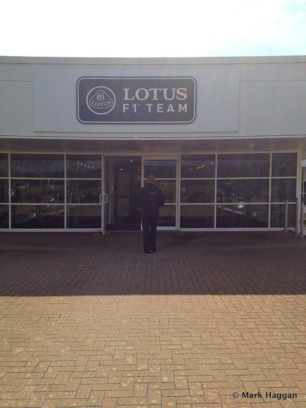 Lotus F1 Headquarters