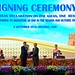 Signing Ceremony of the ASEAN Declaration on One ASEAN, One Response