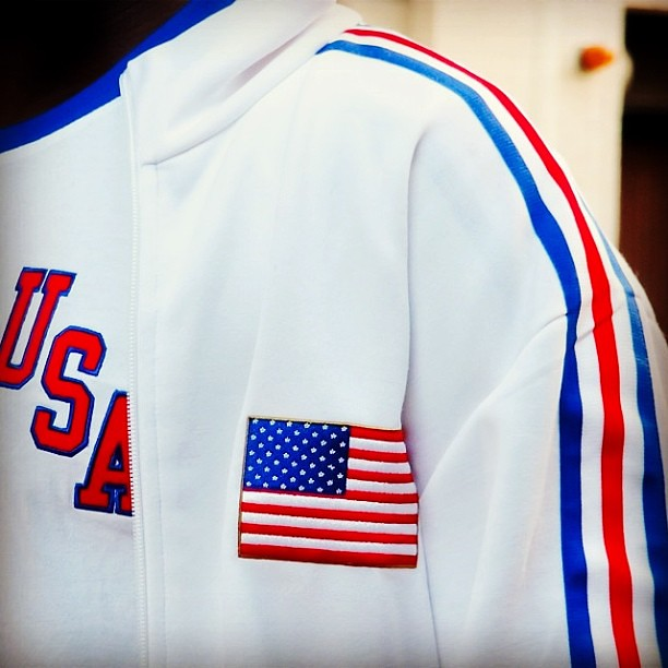 beneficioso promesa morir  The Adidas Originals United States of America Track Top by… | Flickr