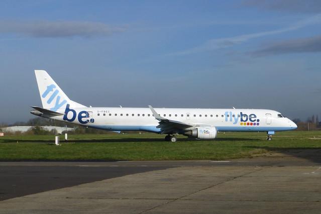 FlyBe Embraer ERJ-190