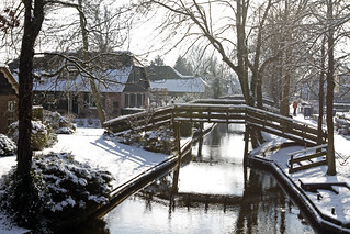 Giethoorn in de winter | by NLHank