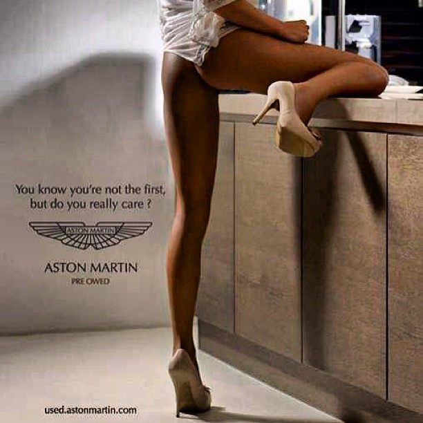 Awesome Aston Martin Used Car Promo