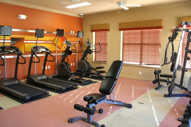 University Village Fitness Center