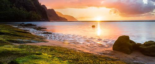 Ke'e Beach Sunset, Kauai | by Morris Hersko