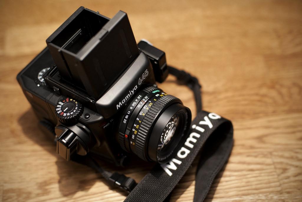 Mamiya 645 Pro TL | Julien P  | Flickr
