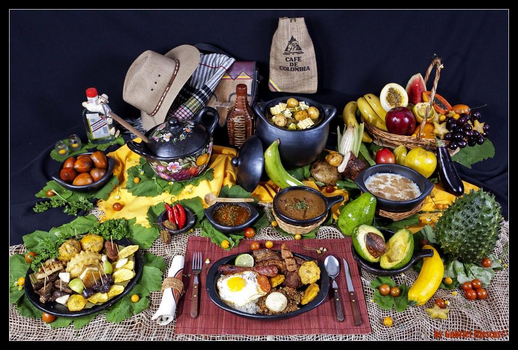 Alguna Comida Típica Colombiana | Colombia, donde en cada re… | Flickr