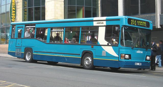 Arriva Scotland West 260 (M112RMS)