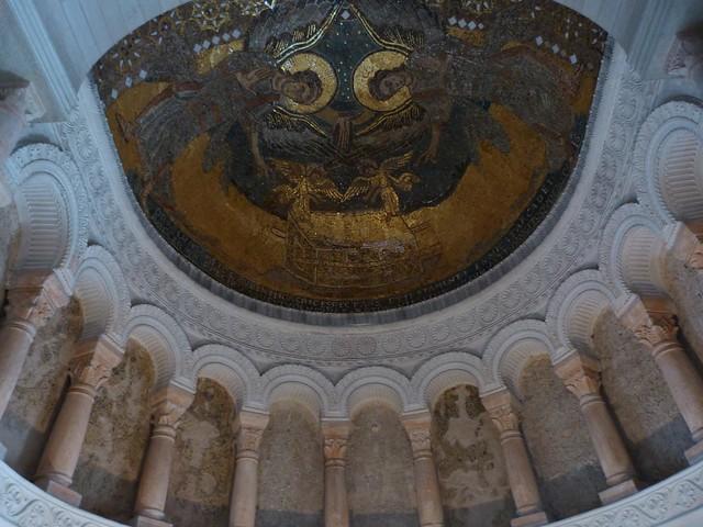 El oratorio carolingio de Germigny-des-Prés (Valle del Loira)