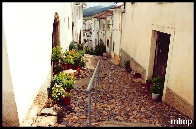 Le quartier juif de Castelo de Vide