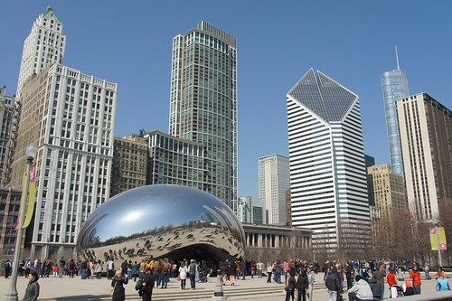 The Cloud Gate in Chicago | by Dan Costin