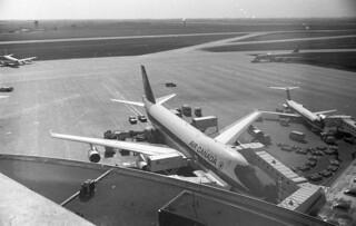 Air Canada, Boeing 747, CF-TOA