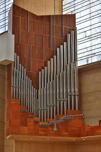 Cathedral of Our Lady of the Angels Organ