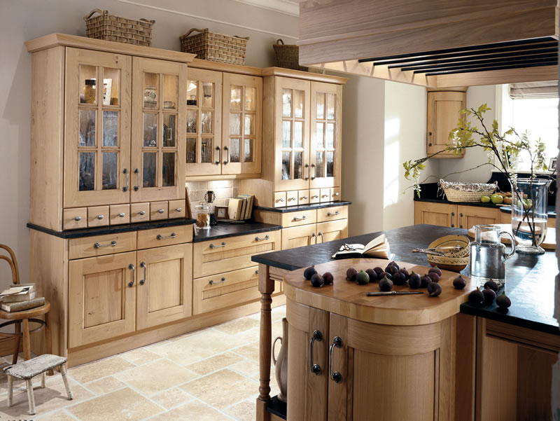 Croft Washed Kitchen A Beautiful Traditional To Ad Flickr