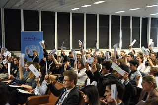 Vienna Schools Model United Nations  11.02.2013-13.02.2013