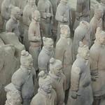 A la rencontre de l'Armée enterrée de Qin