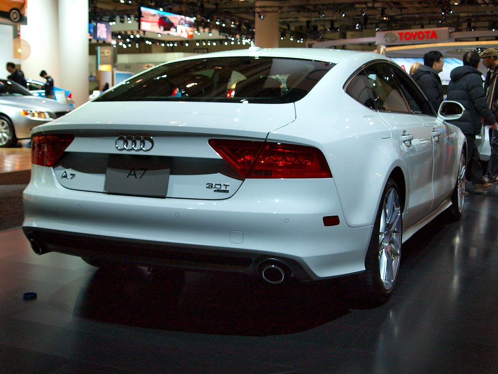 Audi 3.0 T >> Cias 2013 Audi A7 3 0t How Can You Not Love An Audi Flickr